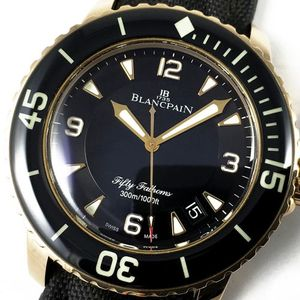 Blancpain Fifty Fathoms 5015 - Worldwide Watch Prices Comparison & Watch Search Engine