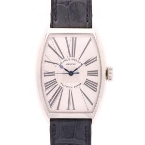 Franck Muller Cintrée Curvex 5850 SC R - Worldwide Watch Prices Comparison & Watch Search Engine