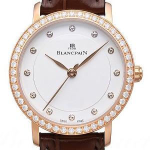 Blancpain Villeret 6102-2987-55A - Worldwide Watch Prices Comparison & Watch Search Engine