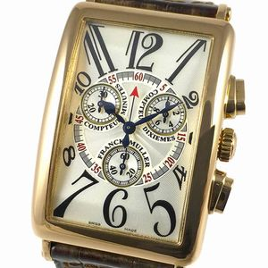 Franck Muller Long Island 1000 CC QZ - Worldwide Watch Prices Comparison & Watch Search Engine