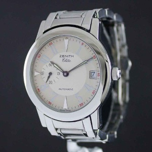 Zenith Elite 01/02.0450.680 - Worldwide Watch Prices Comparison & Watch Search Engine