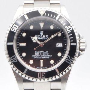 Rolex Sea Dweller 16600T - Worldwide Watch Prices Comparison & Watch Search Engine