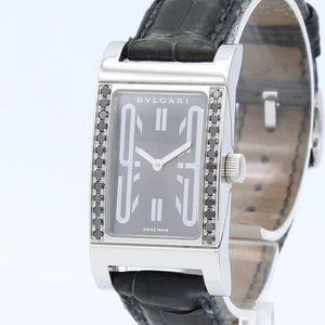Bvlgari Rettangolo RT 39 S - Worldwide Watch Prices Comparison & Watch Search Engine