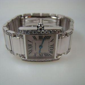 Cartier Tank WE1002SF - Worldwide Watch Prices Comparison & Watch Search Engine