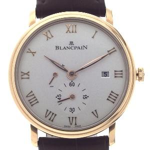 Blancpain Villeret 6606-3642-55B - Worldwide Watch Prices Comparison & Watch Search Engine