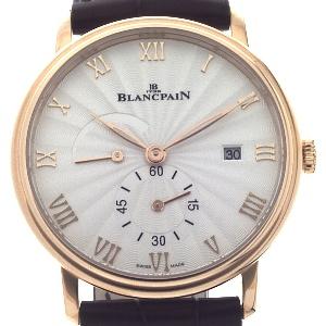Blancpain Villeret 6606A-3642-55A - Worldwide Watch Prices Comparison & Watch Search Engine
