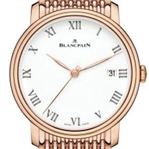 Blancpain Villeret 6630-3631-MMB - Worldwide Watch Prices Comparison & Watch Search Engine