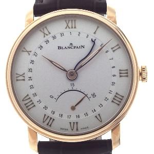 Blancpain Villeret 6653Q-3642-55B - Worldwide Watch Prices Comparison & Watch Search Engine