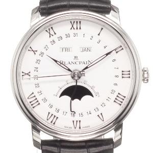 Blancpain Villeret 6654-1127-55B - Worldwide Watch Prices Comparison & Watch Search Engine