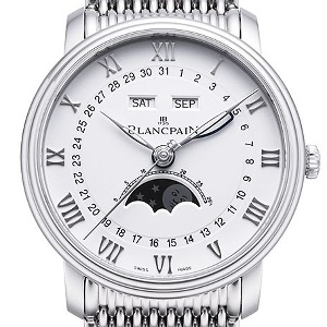 Blancpain Villeret 6654-1127-MMB - Worldwide Watch Prices Comparison & Watch Search Engine