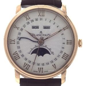Blancpain Villeret 6664-3642-55B - Worldwide Watch Prices Comparison & Watch Search Engine