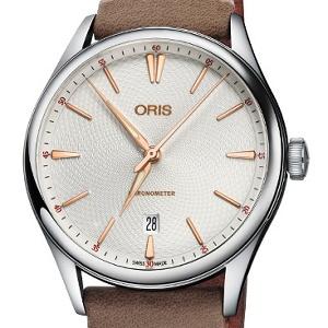 Oris Artelier 01 737 7721 4031-07 5 21 32FC - Worldwide Watch Prices Comparison & Watch Search Engine