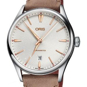 Oris Artelier 01 737 7721 4031-07 5 21 33FC - Worldwide Watch Prices Comparison & Watch Search Engine