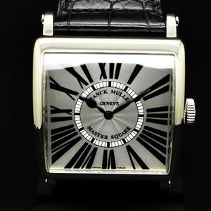 Franck Muller Master Square 6002 HQZ - Worldwide Watch Prices Comparison & Watch Search Engine