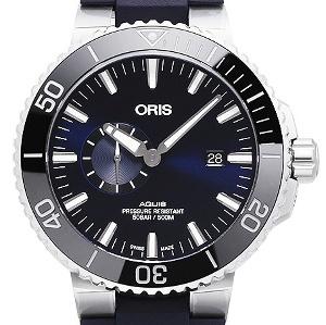 Oris Aquis 01 743 7733 4135-07 4 24 65EB - Worldwide Watch Prices Comparison & Watch Search Engine