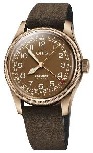 Oris Big Crown Pointer Date 01 754 7741 3166-07 5 20 74BR - Worldwide Watch Prices Comparison & Watch Search Engine