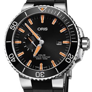 Oris Aquis 01 743 7733 4159-07 4 24 64EB - Worldwide Watch Prices Comparison & Watch Search Engine