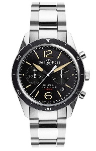 Bell & Ross BR 126 BRV126-ST-HER/SST - Worldwide Watch Prices Comparison & Watch Search Engine