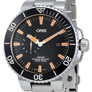 Oris Aquis 01 743 7733 4159-07 8 24 05PEB - Worldwide Watch Prices Comparison & Watch Search Engine