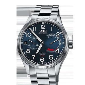 Oris Big Crown 01 111 7711 4165-Set 8 22 19 - Worldwide Watch Prices Comparison & Watch Search Engine
