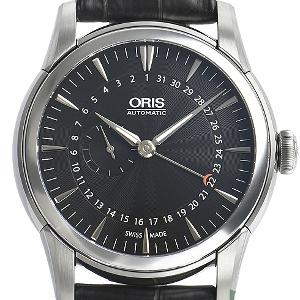 Oris Artelier 01 744 7665 4054-07 1 22 74FC - Worldwide Watch Prices Comparison & Watch Search Engine