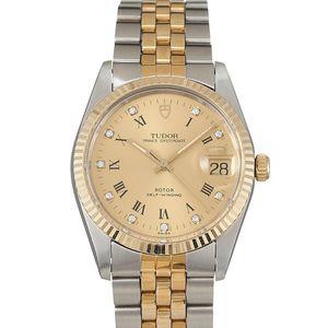 Tudor Prince Oysterdate 74033 - Worldwide Watch Prices Comparison & Watch Search Engine