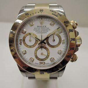 Rolex Daytona 116523G - Worldwide Watch Prices Comparison & Watch Search Engine