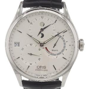Oris Artelier 01 112 7726 4051-Set 1 23 72FC - Worldwide Watch Prices Comparison & Watch Search Engine