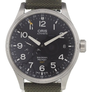 Oris Big Crown 01 748 7710 4164-07 5 22 14FC - Worldwide Watch Prices Comparison & Watch Search Engine