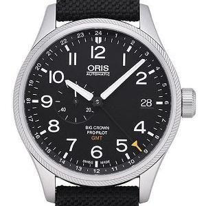 Oris Big Crown 01 748 7710 4164-07 5 22 15FC - Worldwide Watch Prices Comparison & Watch Search Engine