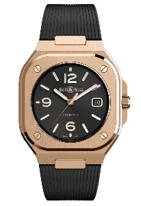 Bell & Ross BR 05 Gold BR05A-BL-PG/SRB - Worldwide Watch Prices Comparison & Watch Search Engine