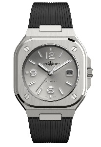 Bell & Ross BR 05 Steel BR05A-GR-ST/SRB - Worldwide Watch Prices Comparison & Watch Search Engine