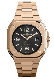 Bell & Ross BR 05 Gold BR05A-BL-PG/SPG - Worldwide Watch Prices Comparison & Watch Search Engine