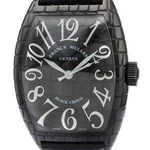 Franck Muller Cintree Curvex 9880SC BLK CRO - Worldwide Watch Prices Comparison & Watch Search Engine
