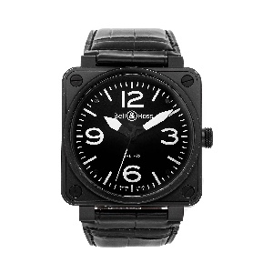 Bell-Ross Bell-Ross-Aviation BR01-92-CARBON - Worldwide Watch Prices Comparison & Watch Search Engine