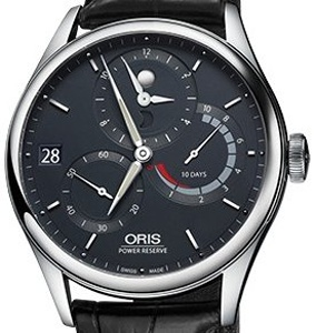 Oris Artelier 01 112 7726 4055-Set 1 23 72FC - Worldwide Watch Prices Comparison & Watch Search Engine