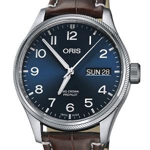 Oris Big Crown 01 752 7698 4065-07 1 22 72FC - Worldwide Watch Prices Comparison & Watch Search Engine
