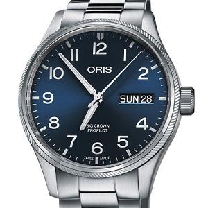 Oris Big Crown 01 752 7698 4065-07 8 22 19 - Worldwide Watch Prices Comparison & Watch Search Engine