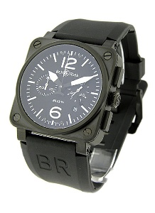 Bell & Ross BR 03 BR CBR - Worldwide Watch Prices Comparison & Watch Search Engine