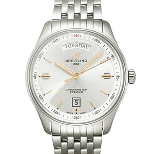 Breitling Premier A45340211G1A1 - Worldwide Watch Prices Comparison & Watch Search Engine