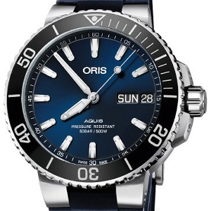Oris Aquis 01 752 7733 4135-07 4 24 65EB - Worldwide Watch Prices Comparison & Watch Search Engine