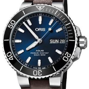 Oris Aquis 01 752 7733 4135-07 5 24 10EB - Worldwide Watch Prices Comparison & Watch Search Engine