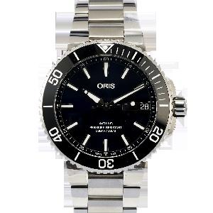 Oris Aquis 01 752 7733 4135-07 8 24 05PEB - Worldwide Watch Prices Comparison & Watch Search Engine