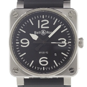 Bell & Ross BR 03-92 BR0392-BLC-ST - Worldwide Watch Prices Comparison & Watch Search Engine