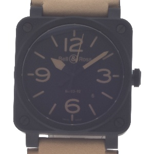 Bell & Ross BR 03 BR0392-HERITAGE-CE - Worldwide Watch Prices Comparison & Watch Search Engine
