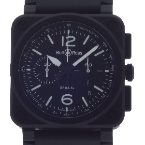 Bell & Ross BR 03 BR0394-BL-CE - Worldwide Watch Prices Comparison & Watch Search Engine