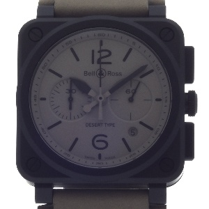 Bell & Ross BR 03 BR0394-DESERT-CE - Worldwide Watch Prices Comparison & Watch Search Engine