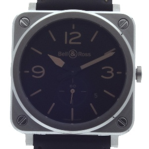 Bell & Ross BR S BRS-HERI-ST/SCA - Worldwide Watch Prices Comparison & Watch Search Engine