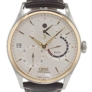 Oris Artelier 01 112 7726 6351-Set 1 23 73FC - Worldwide Watch Prices Comparison & Watch Search Engine