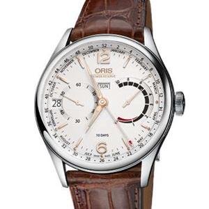 Oris Artelier 01 113 7738 4031-Set 1 23 83FC - Worldwide Watch Prices Comparison & Watch Search Engine